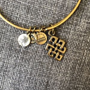 Alex and Ani Celtic Knot Bracelet